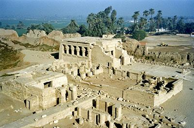 Day tour to Dendara and Abydos temples from Luxor